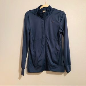 Nike FitDry Zip-Up - Size M